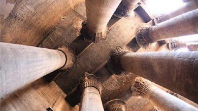 "Photo of بالصور.. بدء أعمال تطوير معبد ""خنوم"" في اسنا"