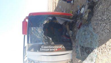 Photo of خروج 30 مصابًا في حادث انقلاب أتوبيس سوداني باسنا من المستشفى