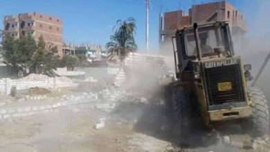 Photo of إزالة 28حالة تعدي علي الاراضي الزراعية بمركز إسنا جنوب الأقصر