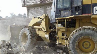 Photo of إزالة 16حالة تعديات علي الأراضي الزراعية بقرية البغدادي بالأقصر