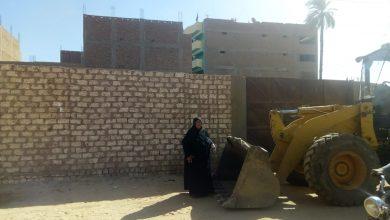 Photo of بالصور.. تفاصيل إزالة 6 مباني بدون ترخيص في مدينة الأقصر