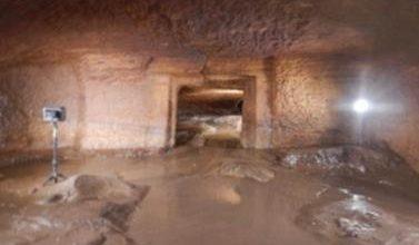 Photo of الكشف عن مقبرة ترجع لعصر الأسرة الثامنة عشر بكوم أمبو