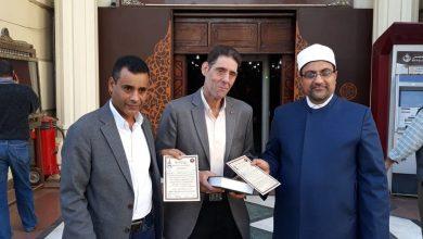 Photo of قصة سويسري اعتنق الإسلام لما رآه من معاملة حسنة بين الأقصريين