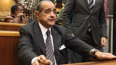 Photo of فريد الديب يلتمس إعلان مبارك للشهادة بقضية اقتحام الحدود من القضاء العسكرى