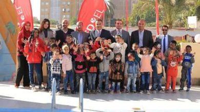 """Photo of """"بالصور""""..شركة MED-EL تنظم حفل لتوزيع حقائب وهدايا علي الاطفال زارعي القوقعة بالأقصر"""
