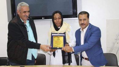 """Photo of ميدان الجنوب تمنح جائزة """" الصحافة الإنسانية """" لصحاب أول صورة لفتاة التروسيكل بالأقصر"""