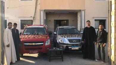 Photo of مكتب مكافحة المخدرات بالمنيا بعض مخططا لإغراق صعيد مصر بتسعين طوبة حشيش