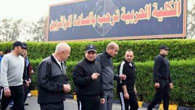 Photo of السيسى يتفقد الكلية الحربية بالدراجة الهوائية