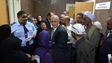 Photo of بالصور.. محافظ الأقصر يتابع سير العمل بالمستشفى العام خلال جولة مفاجئة