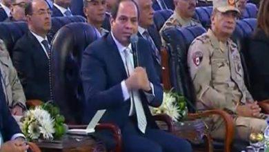 Photo of بالفديو محافظ القاهرة يتفاجئ باسئلة من الرئيس السيسى عم محافظته ويعجز عن الرد بها
