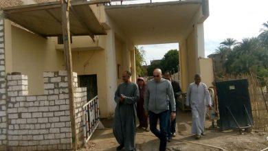 """Photo of رئيس مجلس الطود يزور كنيسة العذراء مريم بالعديسات جنوب الأقصر """"صور"""""""