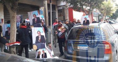 """Photo of عاجل محكمة الأمور المستعجلة تنظر دعوى تعديل الدستور.. وتَجمُع عشرات المواطنين""""صور"""""""