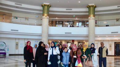 """Photo of """"بالصور""""..طلاب وتلاميذ 11 مدرسة وحضانة ومعهد أزهري يزورون """"شفاء الأورمان"""" بالأقصر"""