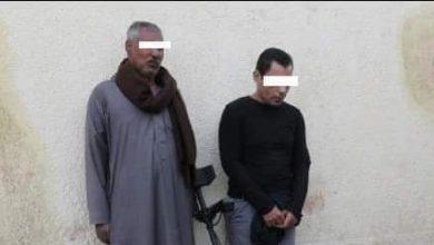 Photo of ضبط 3 أشخاص لقيامهم بالحفر والتنقيب عن الآثار داخل مدرسة مهجورة بالأقصر