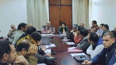"""Photo of """"مدير كهرباء الأقصر"""" يعقد اجتماعاً موسعاً مع مديري الإدارات والأفرع بالقطاعةلمناقشة خطة العمل"""