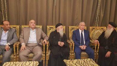 "Photo of ""ألهم ""..يهنأ الإخوه الأقباط بمناسبة رأس السنة وعيد المياد المجيد"