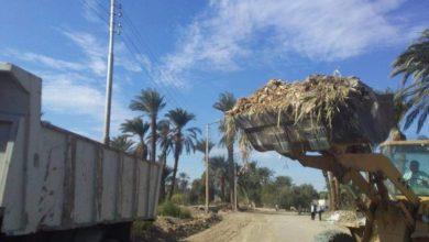 Photo of غرامة 20ألف جنيه لكل من يلقي مخلفات البناء بشوارع مدينة إسنا