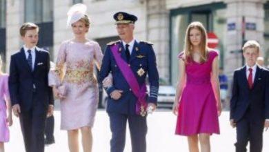 Photo of بعد زيارة الأقصر ملك بلجيكا وأسرته يغادرون مصر