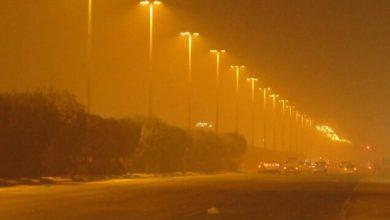 Photo of عواصف ترابية تجتاح الأقصر والمحافطة تعلن الطوارئ