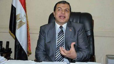 """Photo of وزير القوي العاملة يسلم شهادات """"أمان"""" لمواطني الأقصر"""