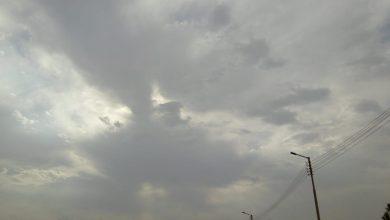 Photo of صور..تكاثر السحب السوداء بالأقصر و الأرصارد.. أمطار ورياح مثيرة للرمال اليوم وغداً