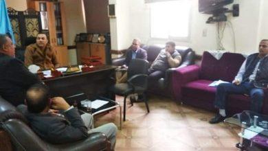 Photo of وكيل صحة الأقصر يعقد إجتماعاً طارئاً مع جميع مسؤولي وحدات الغسيل الكلوي بالمحافظة