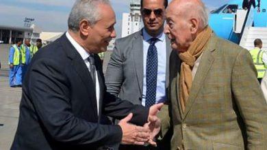 """Photo of محافظ الأقصر يستقبل الرئيس الفرنسي """"فاليري جيسكار ديستان """" الأسبق وزوجته """"صور"""""""