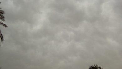 """Photo of عاجل """"الأرصاد"""" انخفاض 10 دراجات فى الحراره وأمطار متوسطة الشده ورياح تصل لحد العاصفة على الأقصر"""