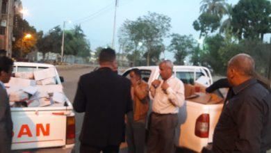 Photo of بالصور..ضبط مخزن أغذية خلال حملة تموينيةبالأقصر