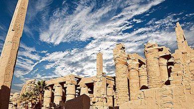 Photo of ١٨ أبريل احتفالية كبرى فى افتتاح معبد الاوبت بالأقصر