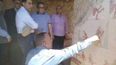 Photo of رئيس الوزراء يستمع لشرح حول تطوير محيط تمثالى ممنون غرب الأقصر..صور