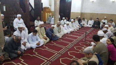"Photo of ""المولد مراجيح وعيال وشوش دارويش""  مشاهد  في مولد سيدي أبو الحجاج الأقصري..صور"