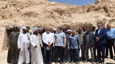 Photo of رئيس الوزراء يزور منطقة وادي الملوك في مستهل جولته بالأقصر..ويؤكد على ضرورة الاهتمام بالمناطق الأثرية
