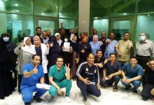 Photo of تعافي إحدي عشرة حالة وخروجهم من الحجر الصحي بإسنا .