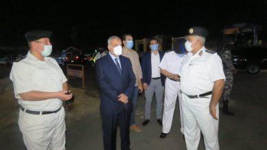 Photo of مدير أمن الأقصر الجديد يقود حملة أمنية مكبرة بكورنيش الأقصر