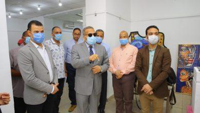 Photo of رئيس جامعة الأقصر يتابع سير اختبارات القدرات بكلية الفنون الجميلة