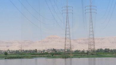 Photo of قطع وصلة كهرباء الضغط العالي وسقوطها بمياه النيل بالكرنك شمال الأقصر