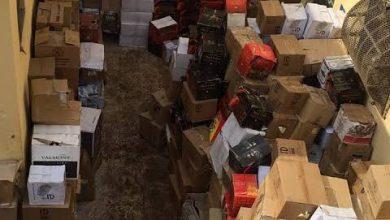 Photo of ضبط مخزن لإنتاج وتعبئة الخمور المغشوشة وبيعها بمدينة طيبة الجديدة بالأقصر
